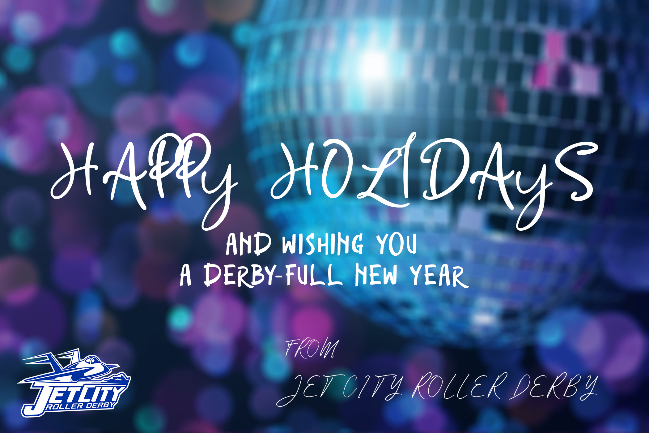 Happy Holidays from JCRD